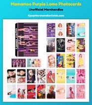 Mamamoo-purple-lomo-photocards-details