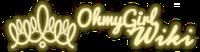 OhMyGirlWikiWordmark
