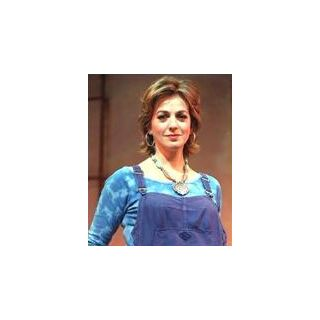 Siobhán McCarthy originating the role of Donna Sheridan (<a href=