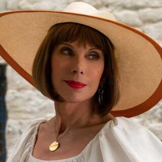 Baranski returning to the role of Tanya Chesham-Leigh (<a href=