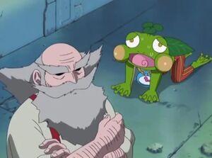 Byanko and Alvin