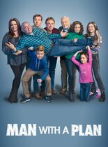 Man with a Plan (S3) poster