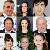 Actors Collage
