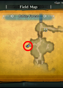 Rabite Forest Map Treasure01 TOM-0