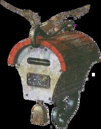 AF Mailbox (LoM Artwork)