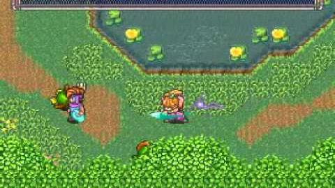 Secret Of Mana Shade and Lumina Powers