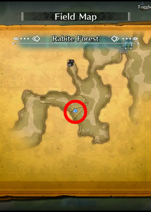 Rabite Forest Map Sparkle11 TOM-0