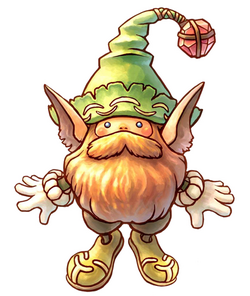 Gnome (Heroes of Mana)