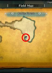 Rabite Forest Map Treasure02 TOM