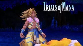Trials of Mana Character Spotlight Trailer Charlotte & Kevin (2 3)