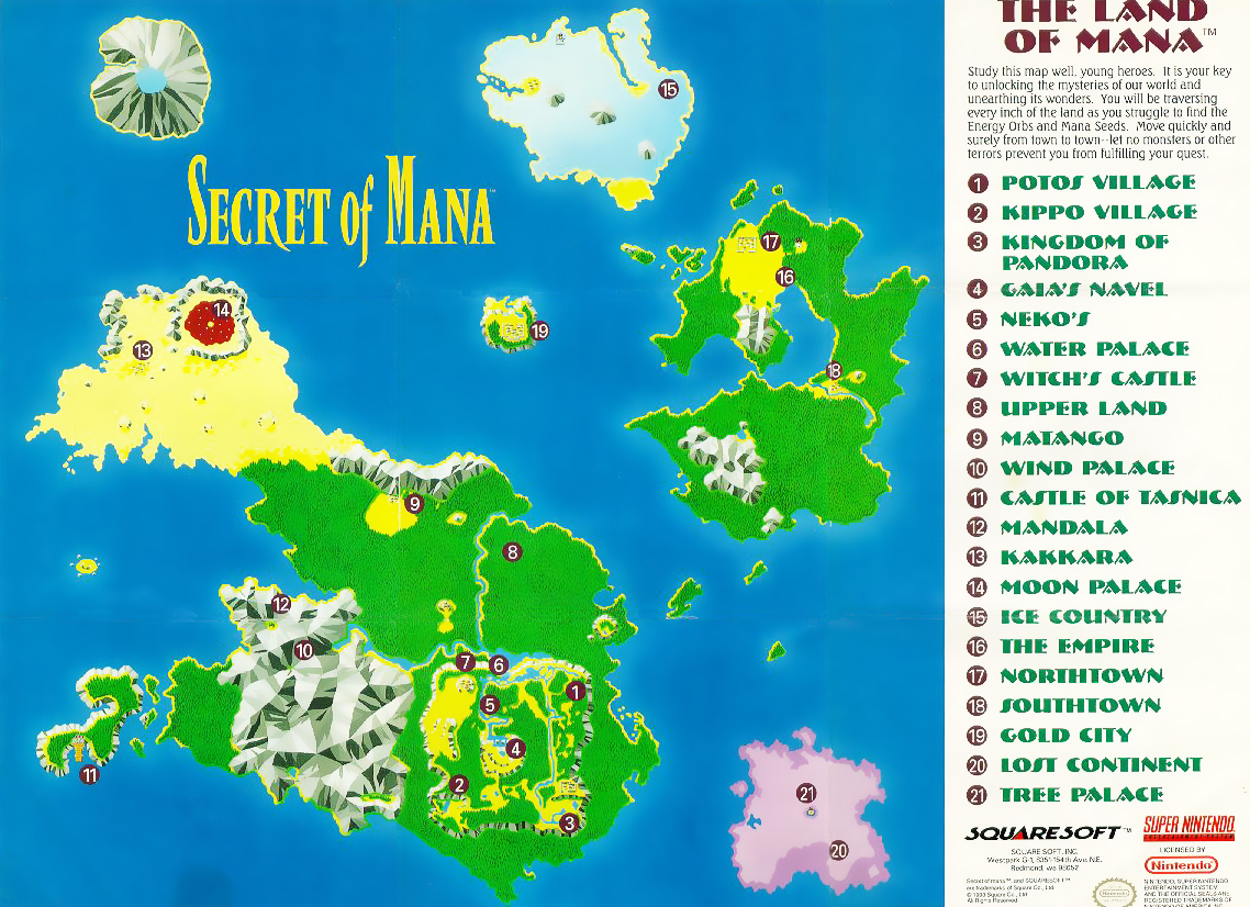Secret of mana wiki of mana fandom powered by wikia gumiabroncs Choice Image