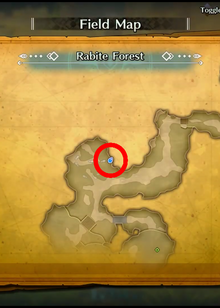 Rabite Forest Map Sparkle13 TOM