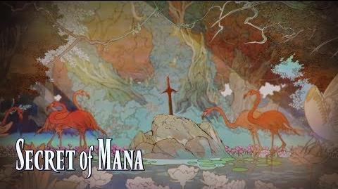 Secret of Mana – Opening Movie