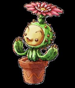 Li'l Cactus (LoM Artwork)