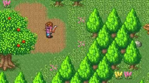 Secret of Mana Rusty Sword Analysis Combat