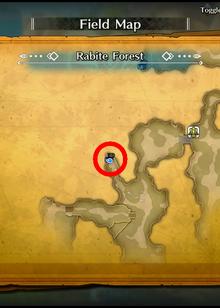 Rabite Forest Map Treasure05 TOM