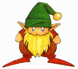 Gnome (Secret of Mana)