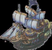 Land SS Buccaneer (LoM Artwork)