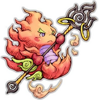Salamander (Children of Mana)