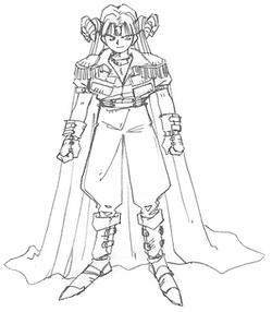 Dark Prince sketch