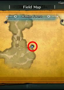 Rabite Forest Map Treasure03 TOM