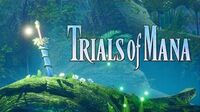 Trials of Mana Teaser Trailer (Closed Captions)