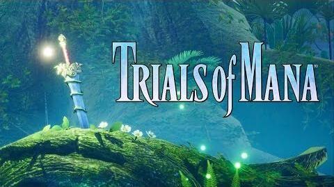 Trials of Mana Teaser Trailer (Closed Captions)