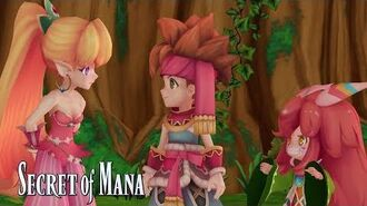 Secret of Mana – Launch Trailer