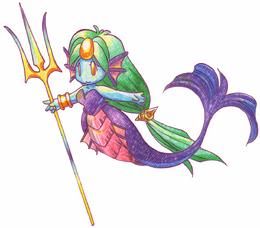 Undine (Legend of Mana)