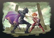 Adventures of Mana Darklord Artwork