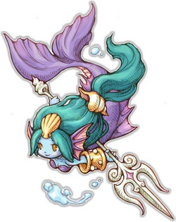 Undine (Children of Mana)