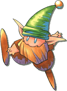 Gnome (Legend of Mana)