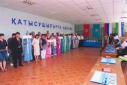 IX International Tournaments july 10, 2005. Astana. Winners and prizes