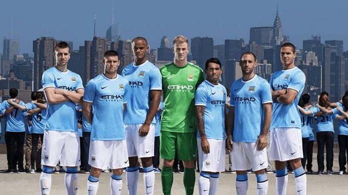 Home kit 2013-14
