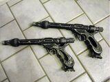 WESTAR-20 Blaster Pistol