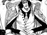 Aokiji / Kuzan (One Piece)