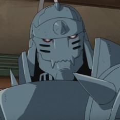 Alphonse elric 107