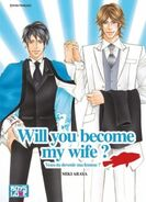 Will you become my wife 3565