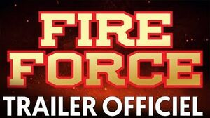 Trailer Officiel Fire Force 🔥