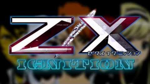 TVアニメ「Z X IGNITION」第1弾PV