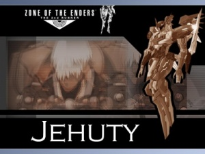 Zone of the enders 552