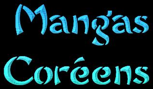 Mangas coréens
