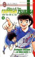 Captain tsubasa - world youth 460