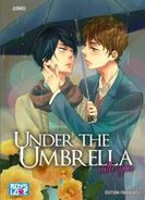 Under the umbrella - with you 2677