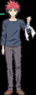 Sōma Yukihira