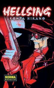 Hellsing-manga-norma tomo 1
