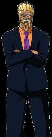 Ichiryuu (Toriko)