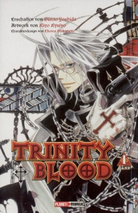 Trinity Blood, manga, tomo 1