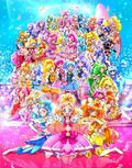 Pretty Cure All Stars Carnaval de Primavera♪
