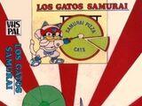 Los Gatos Samurái